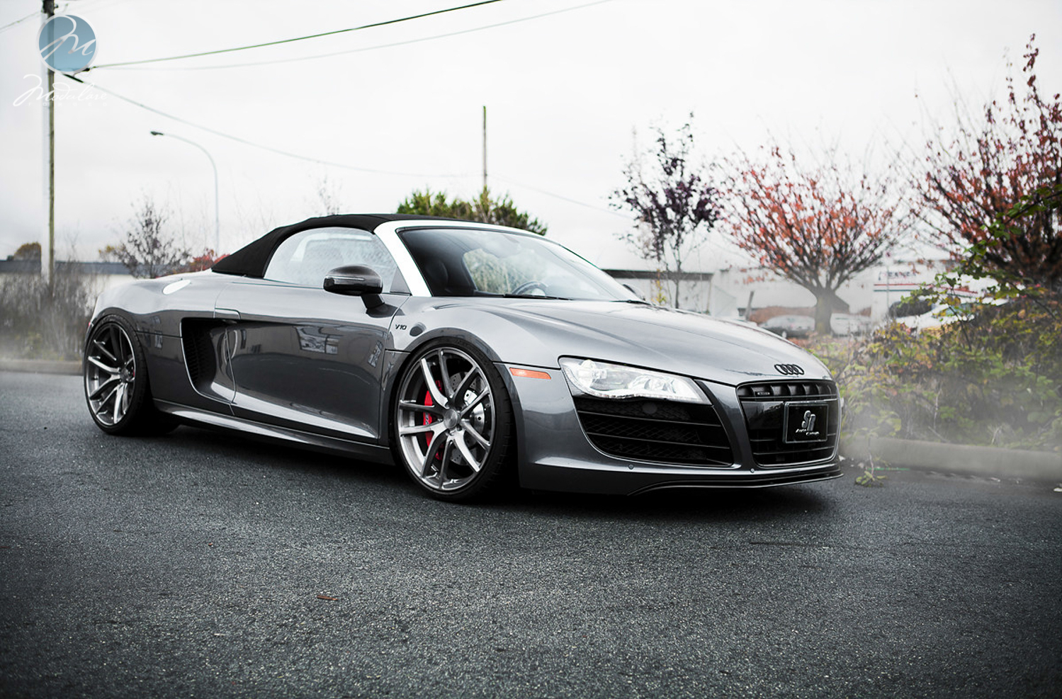 Wheel Experts Gallery Audi R8 V10 Spyder 20 B30