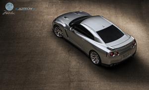 Nissan GT-R  20 B18 tint brsh 01